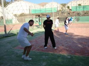 Tennisschule Brecht und Paleit